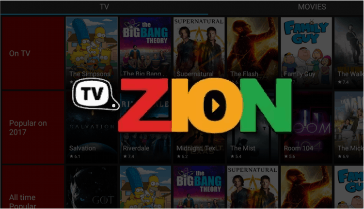 How to Install TVZion Streaming Application on Firestick or
