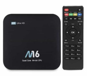 M16 Android 7.1 TV Box