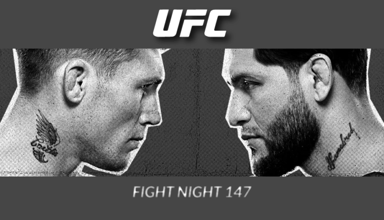 How to Watch UFC Fight Night 147 free using Kodi or a streaming service