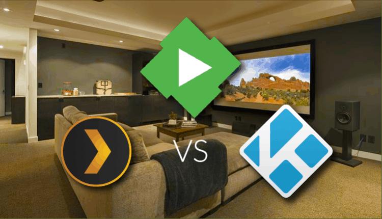 Emby vs Plex vs Kodi. The Most Popular Home Theater Software compared