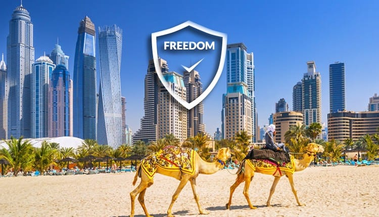Best Free and Paid VPNs for UAE to circumvent censorship