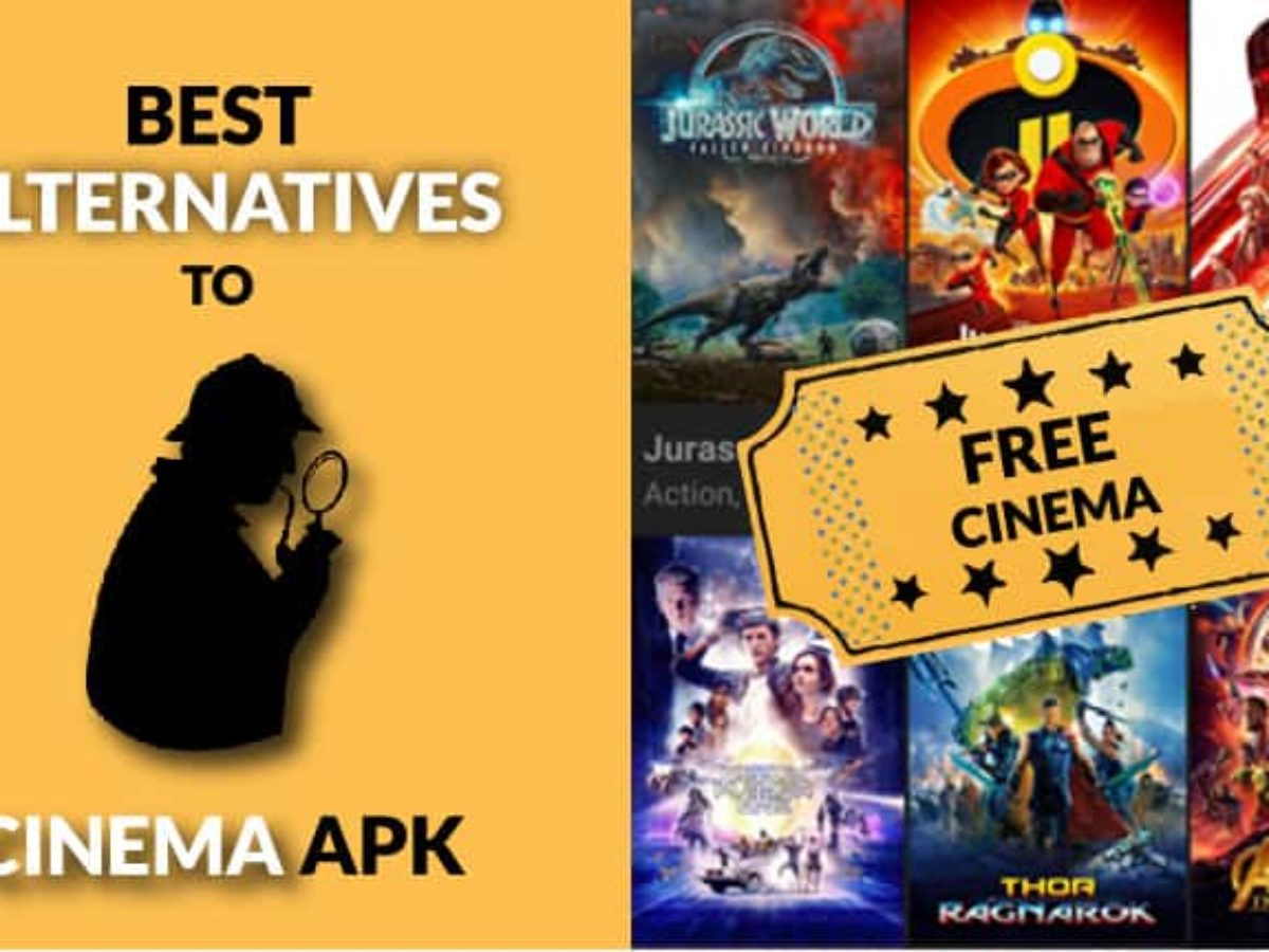 5 Best Alternatives To Cinema Hd Apk In 2020 For Streaming
