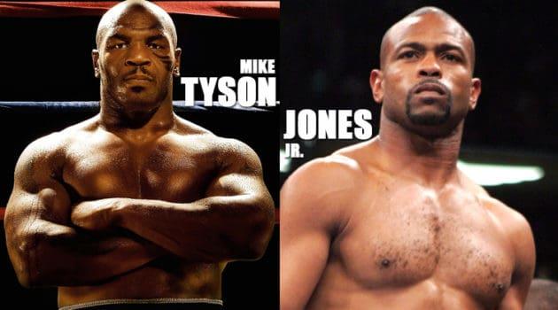 how to watch Mike Tyson vs Jones Jr